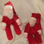 Kerstman 24 cm